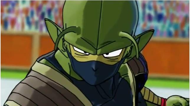 Unnamed Namekian hero