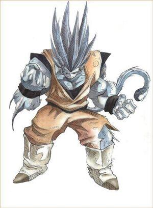 Super Saiyan 10 Goku (Xz)