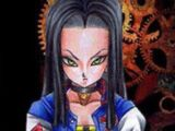 Alexandria Daughter of Android 17