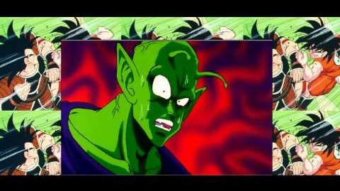 Dragon Ball Z Piccolo y Goku Vs Raditz -Latino- -HD- Parte 2