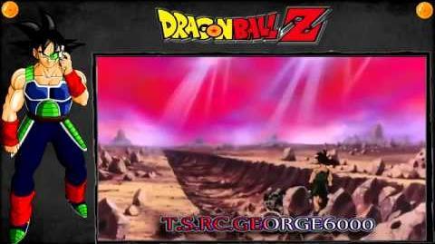 Dragon Ball Z la Pelicula de Bardock el padre de goku