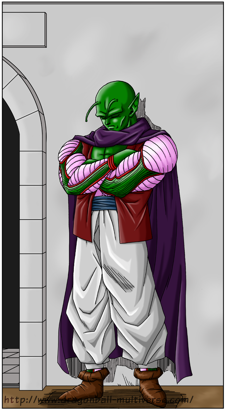 Summary Piccolo Dragon Ball Wiki Fandom Powered By Wikia