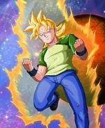 Dragon Ball Multiverse(Goten-Super Saiyan)