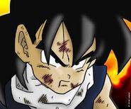 Dragon Ball Multiverse(Teen Gohan) Still Ready For War