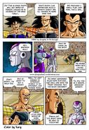 Nappa vs Frieza colorBy9ary