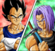 Trunks vs vegeta