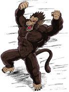 Dragon Ball Multiverse(King Vegeta-Great Ape)