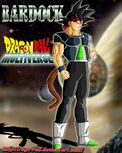 Bardock with his tail