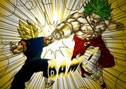 Super Saiyajin Legendario 4