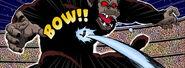 Dragon Ball Multiverse(King Vegeta-Great Ape) Defeated By Vegeta