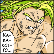 Broly (Universe 20)