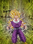Dragon Ball Multiverse(Teen Gohan-Super Saiyan) Enraged