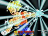 Dragon Ball Multiverse(Vegito-Super Saiyan 2) Big Bang Attack