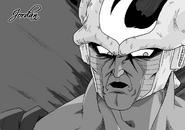 Dragon Ball Multiverse(Emperor Blizzard-Second Restriction Form) Face