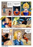 Goku vs 17