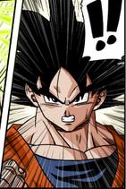 Goku veu Broly