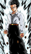 Dragon Ball Multiverse(Mystic Gohan)