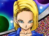 Android 18 (Universe 14)