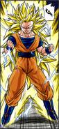 Super Saiyajin 3 Goku