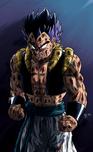 Dragon Ball Multiverse(Gotenks) Injured