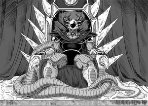 Dragon Ball Multiverse(Emperor Blizzard-Second Restriction Form)