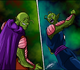 Gast Garcolh vs King Piccolo