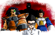 Dragon Ball Multiverse(Mystic Gohan) Nightmares