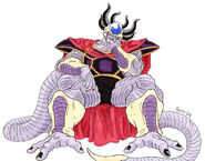 Dragon Ball Multiverse(Emperor Blizzard-Second Restriction Form) Body