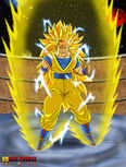 Dragon Ball Multiverse(Goku-Super Saiyan 3)