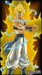 Dragon Ball Multiverse(Gotenks-Super Saiyan 2)