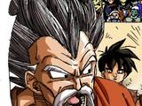 Old King Vegeta (Universe 10)