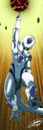 Dragon Ball Multiverse(Snower-True Form) Creating His Death Ball