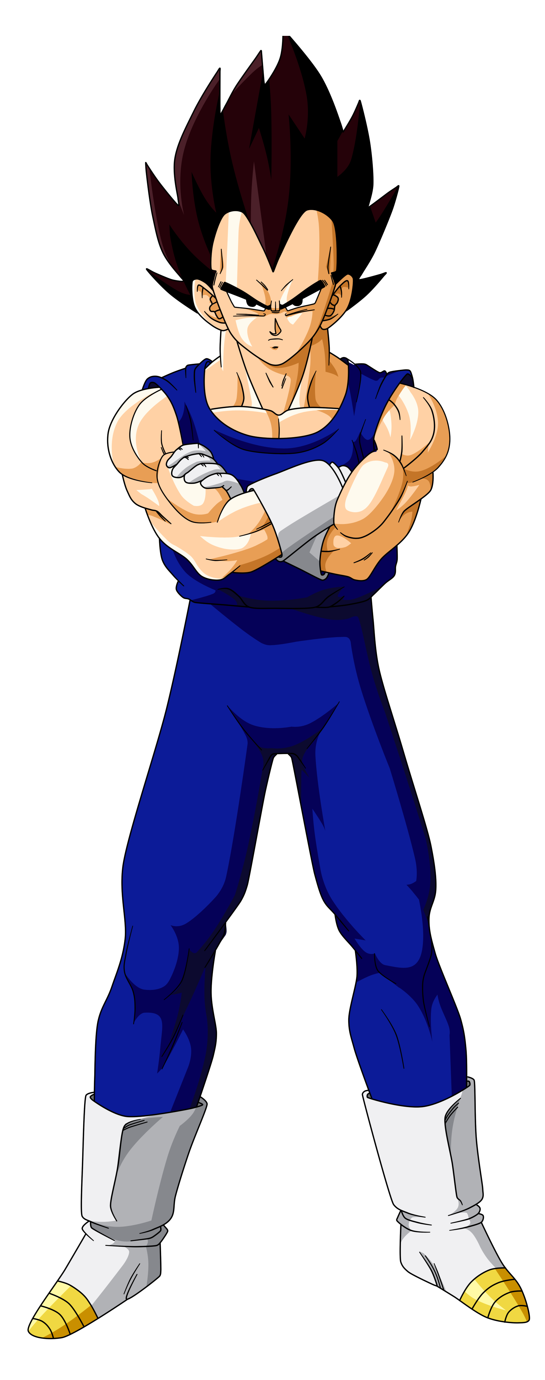 Vegeta (Universo 18) | Dragon Ball Multiverse Wiki ...