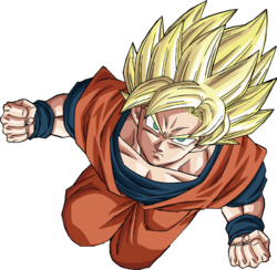 Goku ssj full power