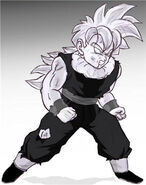 Dragon Ball Multiverse(Teen Gohan-Super Saiyan)