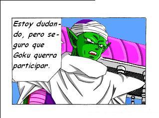 Piccolo 4 Viñeta