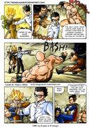 Gohan vs Kakaroto