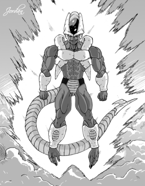 Dragon Ball Multiverse(Artic-First Restriction Form)