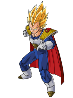 Vegeta dbm ssj by db own universe arts-d45mwfg