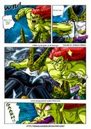 Super Perfect Cell outclasses Bojack