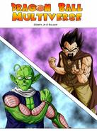 Dragon Ball Multiverse(King Vegeta) Vs Nail