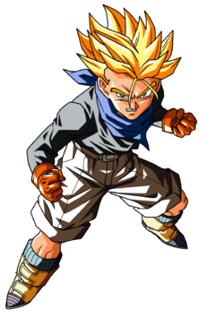 Trunks gt super saiyan render by projectsalex-d7yzdlv