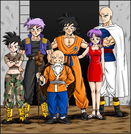 Universe 9 Dragon Ball Multiverse Wiki Fandom Powered By Wikia
