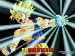 Dragon Ball Multiverse(Goku-Super Saiyan) Preparing His Final Attack