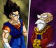 Vegetto vs XXI