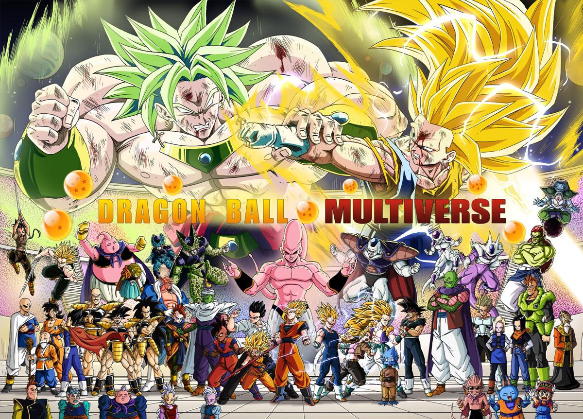Dragon Ball Multiverse Dragon Ball Multiverse Wiki Fandom