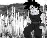 Dragon Ball Multiverse(Teen Gohan) Shocked