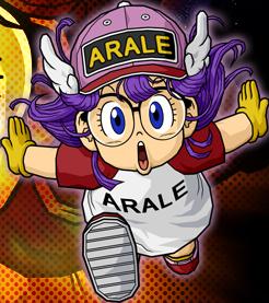 7727 render Arale