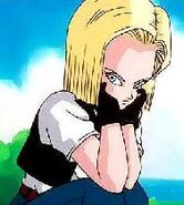 Android 18 (Universe 18)