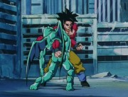 Eis Shenron dies at the hands of Goku